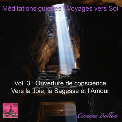 Album CD : Ouverture de conscience